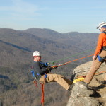 Rappelling/Wilderness Rescue